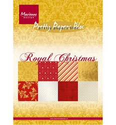 Marianne Design Royal Christmas -paperikko
