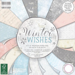 First Edition paperipakkaus Winter Wishes, 8