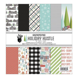 Fancy Pants Holiday Hustle -paperipakkaus