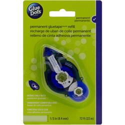 Glue Dots Tape Runner -teippirollerin täyttöpakkaus