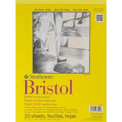 Strathmore Bristol Smooth -paperipakkaus