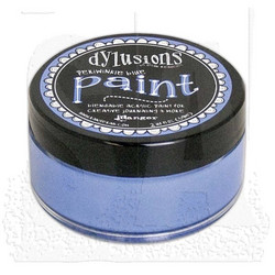Dylusions Paint akryylimaali, sävy Periwinkle Blue