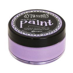 Dylusions Paint akryylimaali, sävy Laidback Lilac