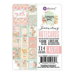 Prima Heaven Sent Journaling Noteards,  3