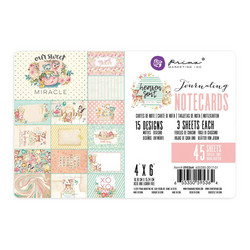 Prima Heaven Sent Journaling Cards,  4