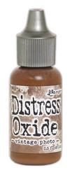 Distress Oxide täyttöpullo, sävy vintage photo