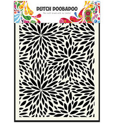 Dutch Doobadoo Floral Waves -maski