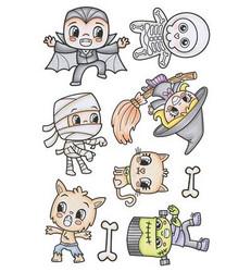 C.C.Designs leimasinsetti Halloween Cuties