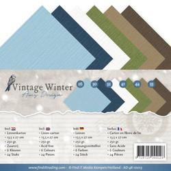 Amy Design Vintage Winter kartonkipakkaus