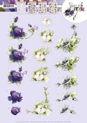 Precious Marieke 3D-kuvat Spring Flowers