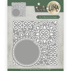 Lilly Luna Stanssi Flowers To Love Frame