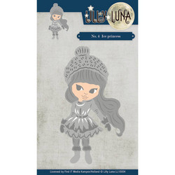 Lilly Luna stanssi Ice Princess