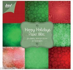 Joy! Craftsin Happy Holidays -paperikko