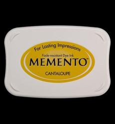 Memento musteetyyny, sävy Cantaloupe