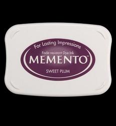 Memento musteetyyny, sävy Sweet Plum