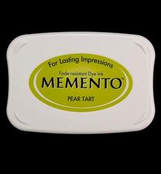 Memento musteetyyny, sävy Pear Tart