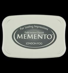 Memento musteetyyny, sävy London Fog