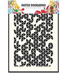 Dutch DooBaDoo Triangles -sapluuna