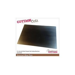 CottageCutz Universal Shim Plate, metallilevy stanssaukseen, 5.5