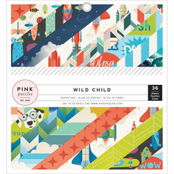 Pink Paislee paperikko Wild Child - Boy