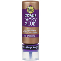Aleene's Always Ready Turbo Tacky Glue -liima
