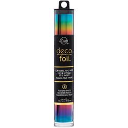 Deco Foil -folio, sävy Rainbow