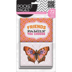 Mambi Pocket Cards Friends