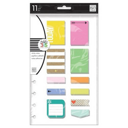 Mambi Happy Planner Sticky Notes -muistilaput, Happy