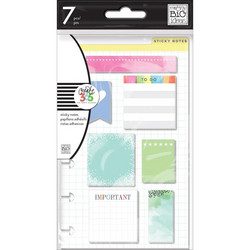 Mambi Mini Happy Planner Sticky Notes -muistilaput