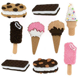 Dress It Up napit Freezer Treats