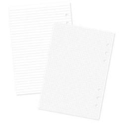 Carpe Diem Planner Essentials Double-Sided Inserts -paperipakkaus, A5