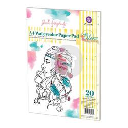 Prima A4 Watercolor -paperipakkaus