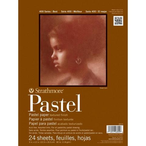 Strathmore Pastel -paperipakkaus, 9