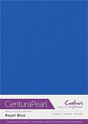 Centura Pearl helmiäiskartonki, sävy Royal Blue