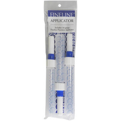 Fineline Precision Applicators - pullot, 0.5 mm, 3 kpl