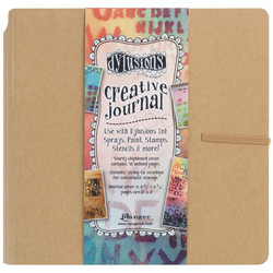 Dyan Reaveley's Dylusions Creative Journal, 8