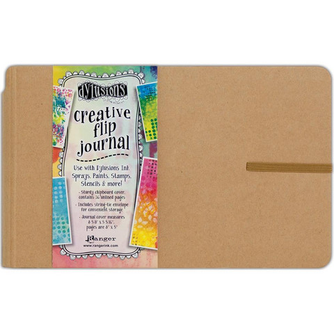 Dyan Reaveley's Dylusions Creative Journal, Flip, 8