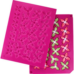 Heartfelt Creations 3D Poinsettia Shaping -muotit