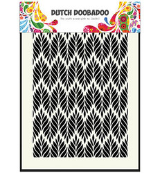 Dutch Doobadoo Floral Leaves -maski