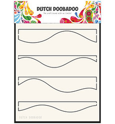 Dutch Doobadoo Waves -maski