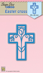 Nellie's Choice stanssi Easter Cross