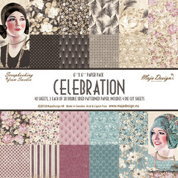 Maja Design Celebration -paperipakkaus