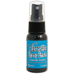 Distress Mini Spray Stain, sävy mermaid lagoon