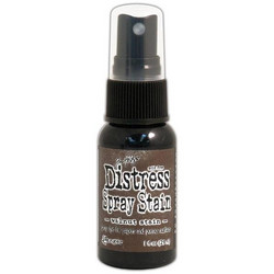 Distress Mini Spray Stain, sävy walnut stain