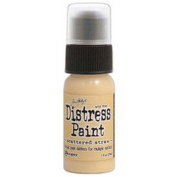Distress Paint, sävy scattered straw