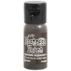 Distress Paint, sävy ground espresso