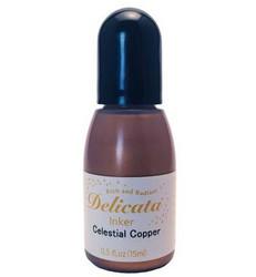 Delicata täyttöpullo, sävy Celestial Copper