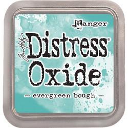 Distress Oxide -mustetyyny, sävy evergreen bough