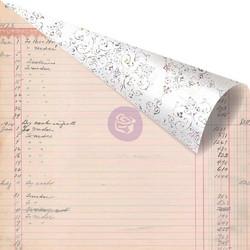 Prima Lavender -skräppipaperi My Last Note