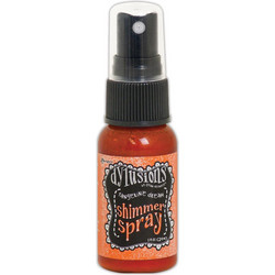 Dylusions Shimmer Spray -suihke, sävy Tangerine Dream